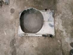 Радиатор охлаждения двигателя. Nissan Cedric, PY32, PAY32, PBY32 Двигатели: VG30DE, VG30DET, VG30E