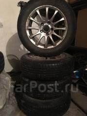 Литые диски , Nexen/Roadstone N'blue HD 195/65R15. x15 5x114.30