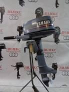 Yamaha. 4,00л.с., 2-тактный, бензиновый, нога S (381 мм)
