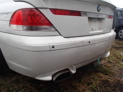 Выхлопная система. BMW 7-Series, E65