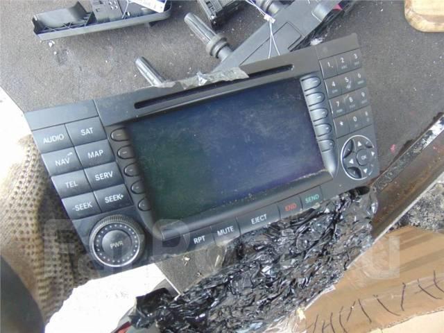 Автомагнитола Mercedes E W211 2002-2009