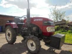 ХТЗ. Трактор -180 (Уралец)