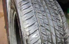 Dunlop Grandtrek AT23. летние, б/у, износ 10%
