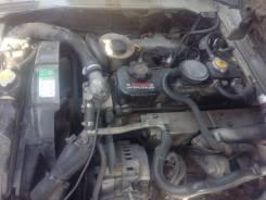 Двигатель в сборе. Nissan Caravan, ARME24, ARMGE24 Nissan Homy, ARME24, ARMGE24 Двигатели: TD27TI, TD27T