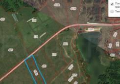 Продам земельный участок п. Березкино. 2 300кв.м.