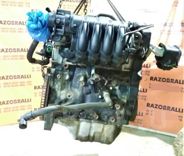 Двигатель 1.6 Пежо 307 nfu TU5JP4 Пежо 307 Peugeot 307