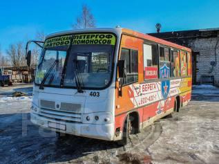ПАЗ 3204. Городские автобусы 2010 и 2012 года, 3 800куб. см., 25 мест