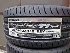 Toyo Proxes T1 Sport. Летние, без износа, 4 шт