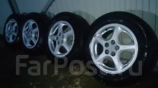 Комплект колёс 205/65R15. 7.0x15 5x100.00 ET45. Под заказ