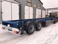 Рострак. Продается полуприцеп-контейнеровоз 210F, 24 000кг. Под заказ