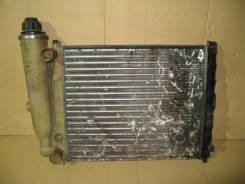 Радиатор охлаждения двигателя. Fiat 1-Series