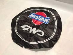 Колпаки запасного колеса. Nissan Terrano Nissan Safari