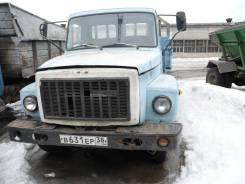 ГАЗ 3307. , 4 250куб. см., 4 500кг.