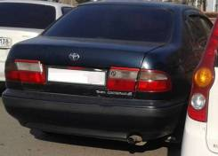 Toyota Carina E. ПТС+железо седан 1995 МКПП Темно-зеленый(742)