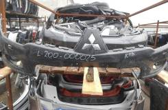 Бампер передний Mitsubishi L200 б. у. 6400A746WA