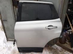 Дверь боковая. Nissan Qashqai, J10, J10E