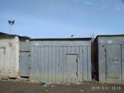 Гаражи металлические. улица Фадеева 2д, р-н Фадеева, 19кв.м. Вид снаружи