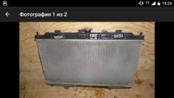 Радиатор охлаждения двигателя. Nissan Wingroad, WFY11, WHNY11, WHY11 Nissan Bluebird Sylphy, FG10 Nissan AD, WFY11, WHNY11, WHY11 Nissan Sunny, B15, F...