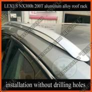 Рейлинги. Lexus NX300h Lexus NX200t Lexus NX200. Под заказ