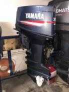 Yamaha. 30,00л.с., 2-тактный, бензиновый, нога L (508 мм), Год: 2003 год