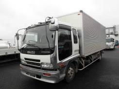 Isuzu Forward. Фургон с аппарелью, 8 200куб. см., 5 000кг. Под заказ