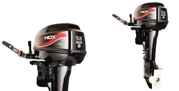 HDX. 9,80л.с., 2-тактный, бензиновый, нога S (381 мм), 2018 год год. Под заказ