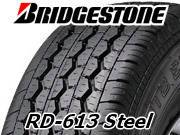 Bridgestone RD613 Steel. Летние, без износа, 1 шт