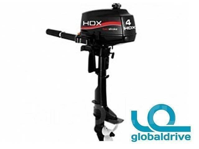 HDX. 4,00л.с., 2-тактный, бензиновый, нога S (381 мм), 2018 год год. Под заказ