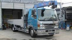 Mitsubishi Fuso Fighter. MMC Fuso Fighter манипулятор, 8 200 куб. см., 5 000 кг. Под заказ