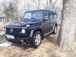 Mercedes-Benz G-Class. автомат, 4wd, 4.0 (250 л.с.), дизель, 219 000 тыс. км