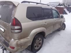 Toyota Land Cruiser Prado. Продам птс 2007 кузов 120 европеец