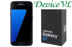 Samsung Galaxy S7. Новый, 32 Гб, Черный, 3G, 4G LTE, Dual-SIM, Защищенный