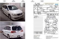 Nissan Liberty. RM12 111859, QR20DE
