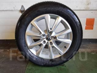 Комплект колёс R18 Touareg NF (оригинальный), новые летние шины 255/55. 8.0x18 5x130.00 ET53 ЦО 71,5мм.