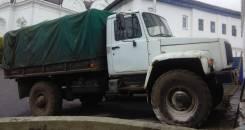 ГАЗ 3308 Садко. ГАЗ 3308, 4 250 куб. см., 6 000 кг.