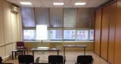 Светлое функциональное помещение под офис, магазин, класс, студию. 68 кв.м., улица Галущака 2а, р-н Железнодорожный