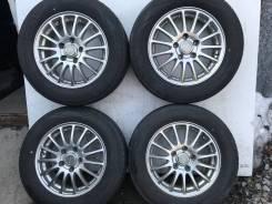 Колеса 195/65R15 на литье 5*114.30