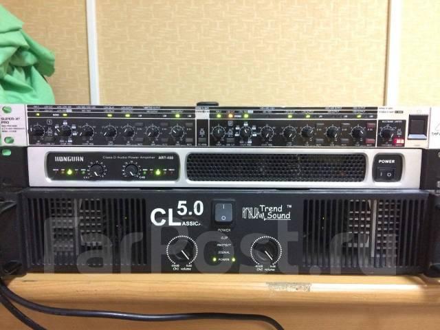 Аренда профессионального звукового и светового оборудования