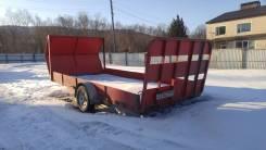 Utility. Продается надежный американский прицеп на 2 снегохода или квадроцикла, 1 160кг.