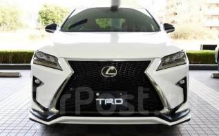 Обвес кузова аэродинамический. Lexus RX200t. Под заказ