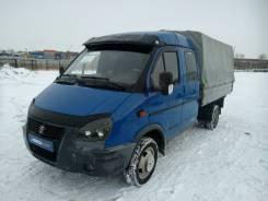 ГАЗ ГАЗель Фермер. Продается Газ-330232 Фермер, 2 700 куб. см., 1 500 кг.