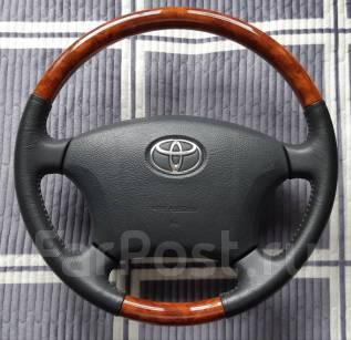 Руль. Toyota: Avalon, Aristo, Celsior, Camry Gracia, Avensis, Camry, Land Cruiser Prado, Brevis, Alphard, Avensis Verso, Chaser, Corolla, Cresta, Crow...