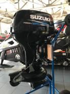 Suzuki. 25,00л.с., 2-тактный, бензиновый, нога S (381 мм), 2018 год год