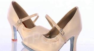 Туфли бальные. 34, 35