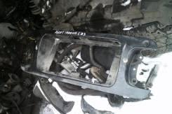Рамка для крепления номера. Honda Ascot Innova, CB3