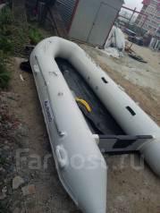 Новая надувная лодка 3.70м. длина 3,70м.
