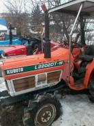 Kubota. Японский трактор.