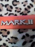 Логотипы. Toyota Mark II