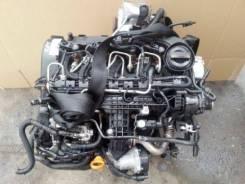 Двигатель Б/У Skoda Fabia хэтчбек II 1.6 TDI CAYB