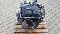 Б/У Двигатель Skoda Octavia универсал II 2.0 TDI 4WD BMM
